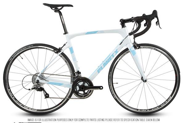 Planet X Pro Carbon Evo SRAM Rival 22 Road Bike