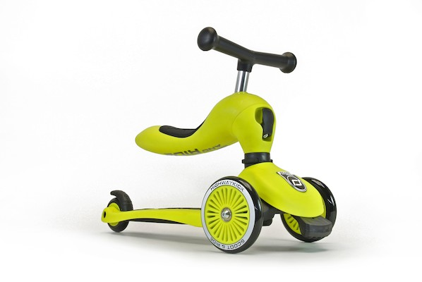 Scoot And Ride Highway Kick 1 Adjustable Kids Scooter