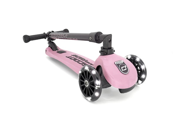 Scoot And Ride Highway Kick 3 Adjustable Kids Scooter