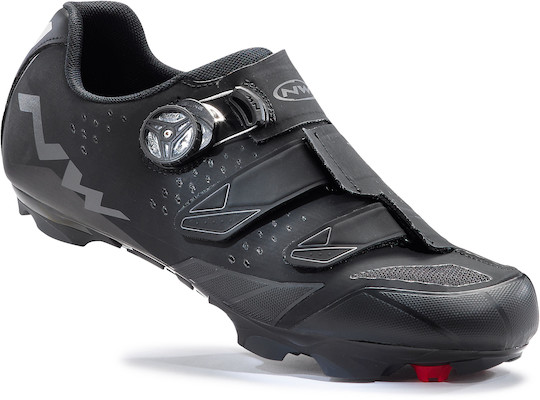 Northwave Scream 2 Plus 2018 Cycling Shoes / Black / 43 (Used)