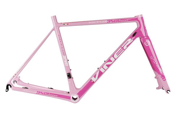 Viner Mitus Disc Carbon Road Frame Set / X Large / Giro - Used