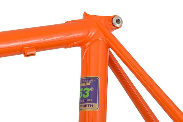 Holdsworth Super Professional Reynolds 753 Steel Road Frameset