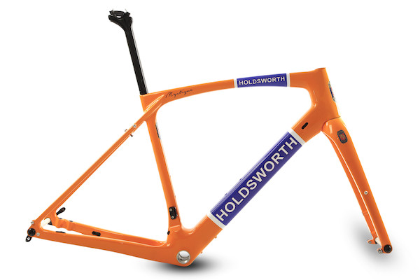 Holdsworth Mystique Carbon Gravel Frameset