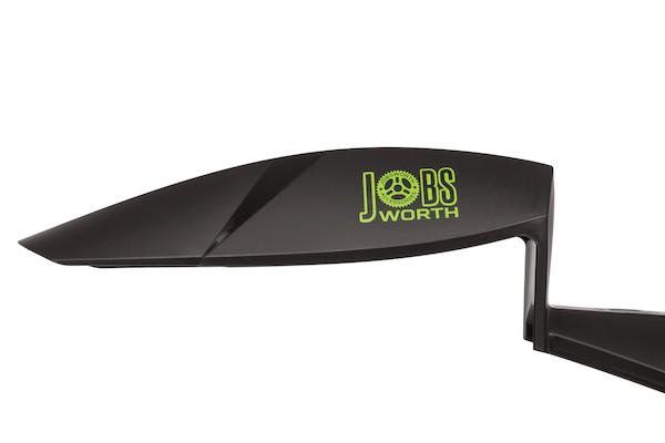 Jobsworth Verge Plastic MTB Mudguard