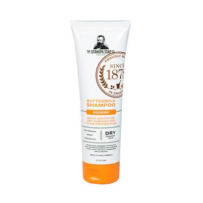 The Grandpa Soap Co Buttermilk Shampoo