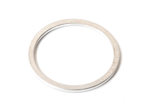 Alloy Freehub Body Spacer 1.85mm Silver