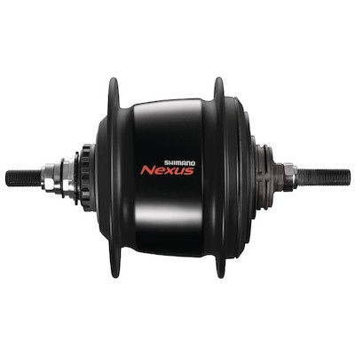 Shimano Nexus SG-C6010-8R  8 Speed Hub 32H