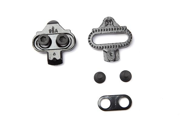 Wellgo CL98A Cleat Set 98A Fits SPD MTB Pedals