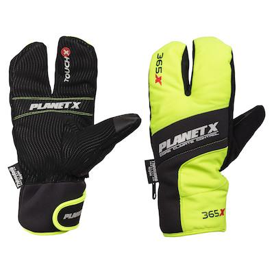 Planet X  Waterproof Crab Hand Winter Gloves