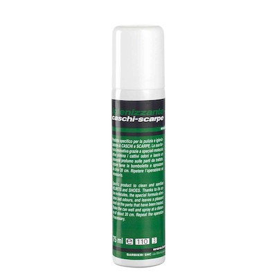 Barbieri Helmets And Shoes Spray Cleaner