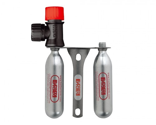 Barbieri Co2 Pump Kit For Bottle Cage Mount