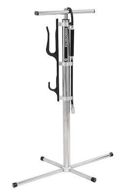 Jobsworth Diablo Bike Stand Floor Pump