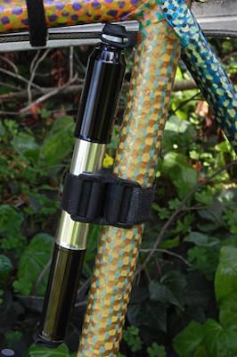 Twofish The Bikeblock Pump Fastener