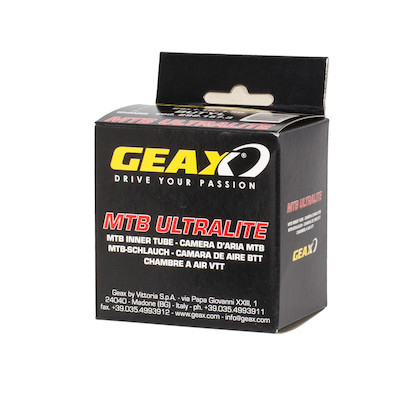 Geax MTB Ultralite Innertube