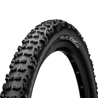 "Continental Trail King 27.5"" SL Folding Tyre"