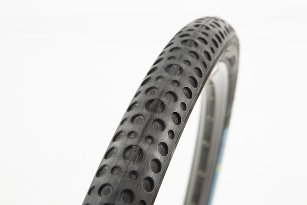 Fatty Rumpkin Blue Folding Tyre With Puncture Protection