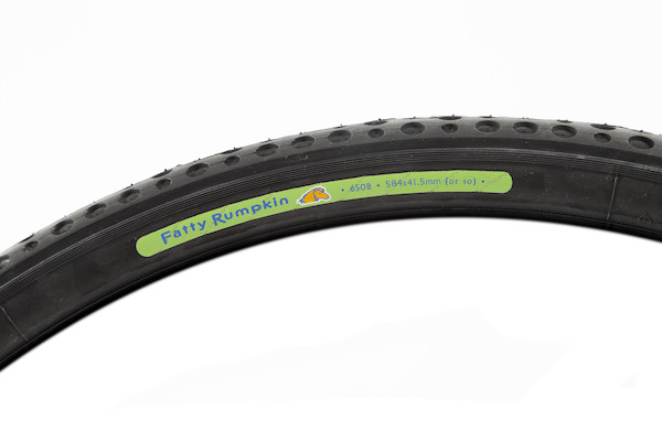 Fatty Rumpkin Green Folding Tyre