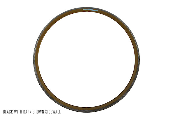 Jack Brown Blue Folding Tyre With Puncture Protection