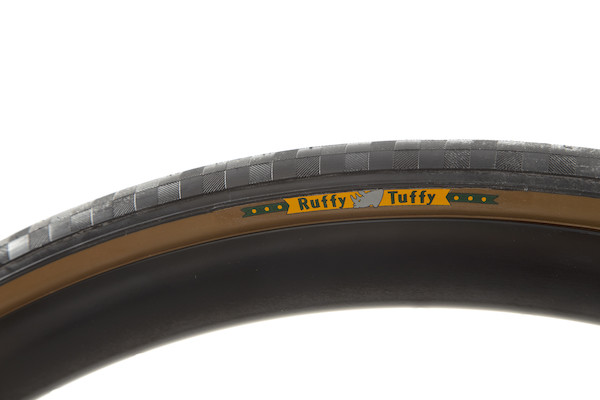 Ruffy Tuffy Folding Tyre With Puncture Protection
