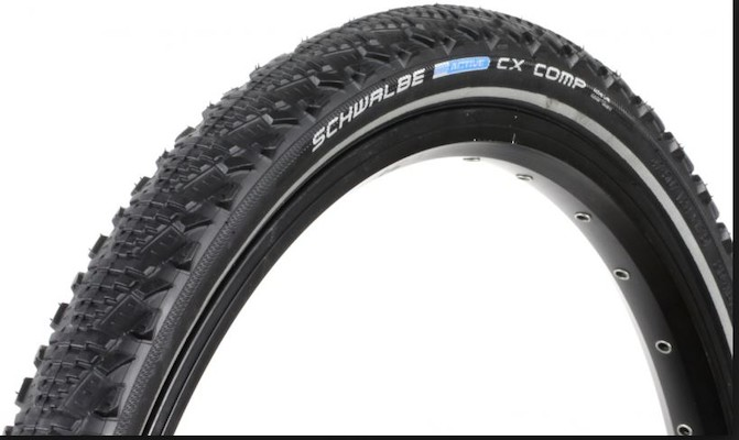 Schwalbe CX Comp Wired Tyre
