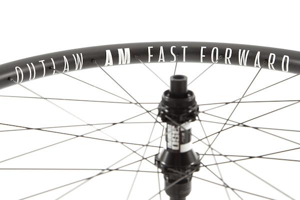 "Fast Forward Outlaw AM DT350 29"" Carbon Centrelock Wheelset"