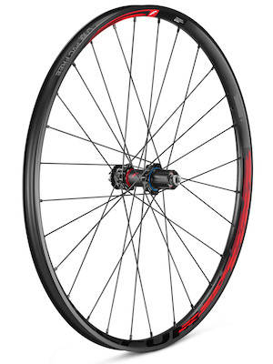 "Fulcrum Red Fire 5 27.5"" Centre Lock Wheelset"