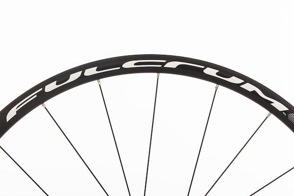 Fulcrum Racing Sport Disc Clincher Wheelset