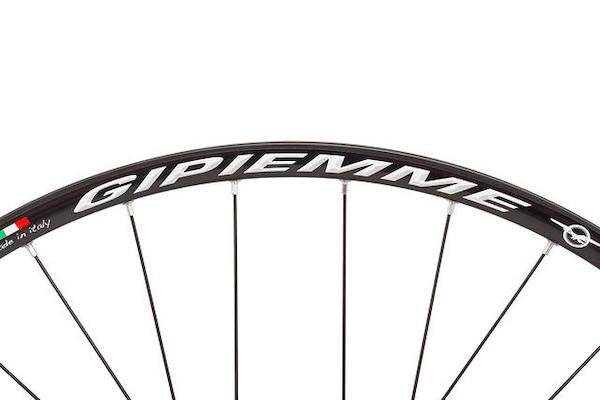 Gipiemme 'Rocky's Hand-built' Roccia Equipe 700c/29 Inch Disc Wheelset