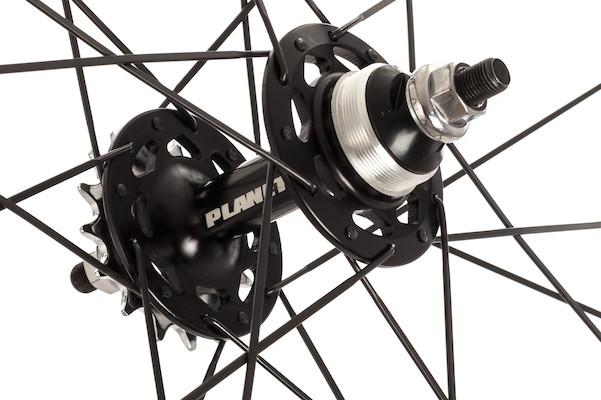 Planet X Pro Carbon 50/50 Track Wheelset