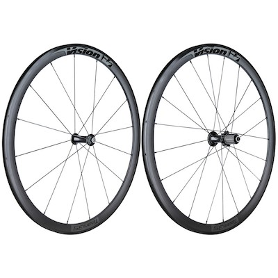 Vision Team 35 Comp Road Clincher Wheelset