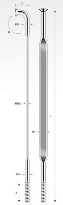 Pillar Aero Spoke