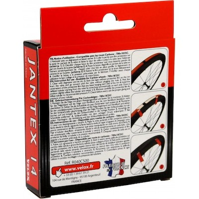 Velox Jantex 14 Single Tub Tape Roll For Alloy And Carbon Rims