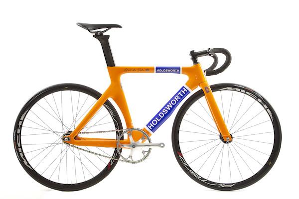 Holdsworth Roi De Velo Carbon Track Bike / 51cm Small / Team Orange /USED