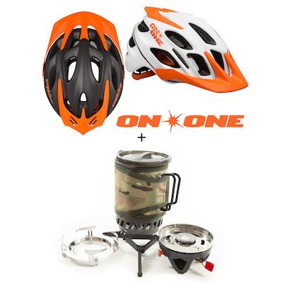 On My Head And On My Stove XC Helmet Bundle