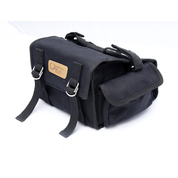 Ostrich Saddle Bag SP-731