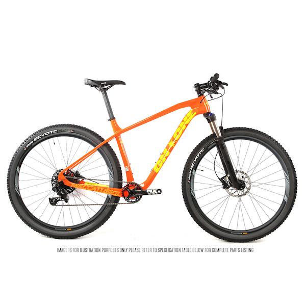 On-One Maccatuskil Carbon 29er SRAM NX1 Mountain Bike