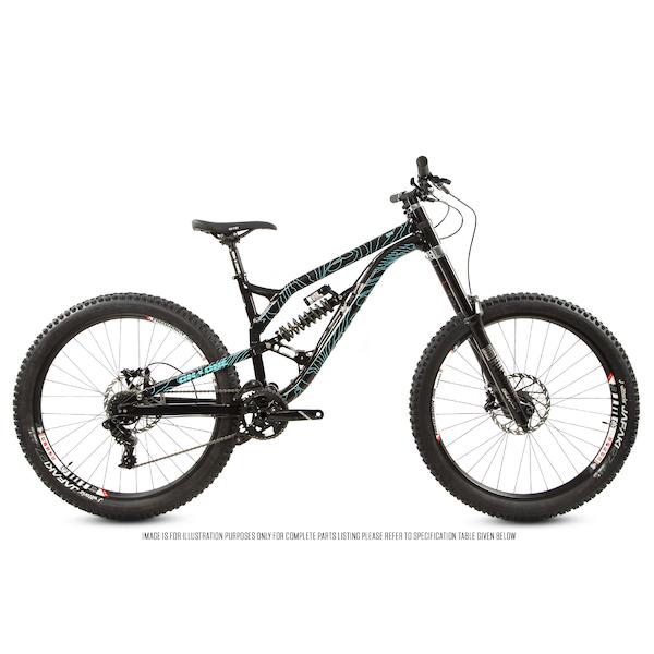 On-One S36 27.5 SRAM NX1 Mountain Bike