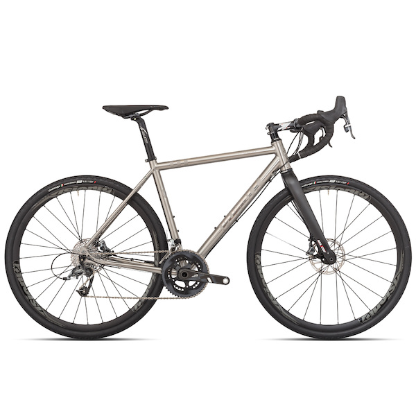 Planet X Tempest Titanium Gravel Road Bike Sram Force 22 HDR 650B Wheel