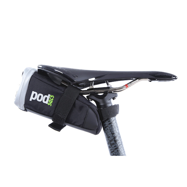 PODSACS Small Saddle Bag With Tray