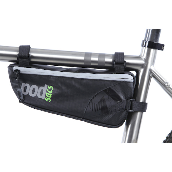 PODSACS Top Tube Wedge Bag