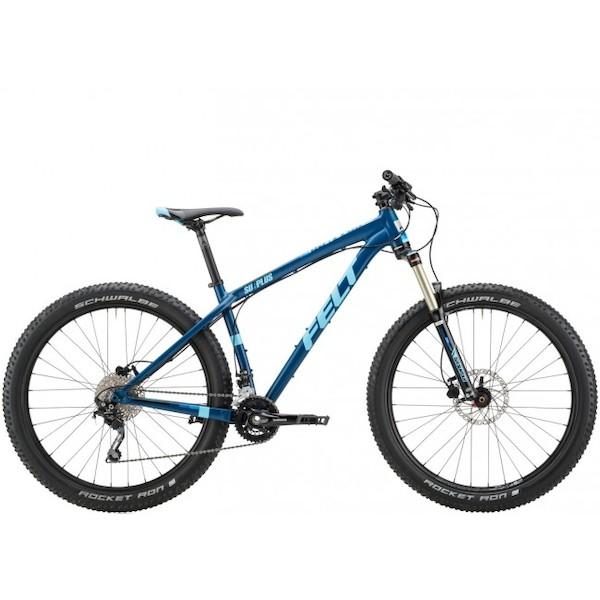 Felt Surplus 70 27.5 Mountain Bike Matt Dark Blue - Medium