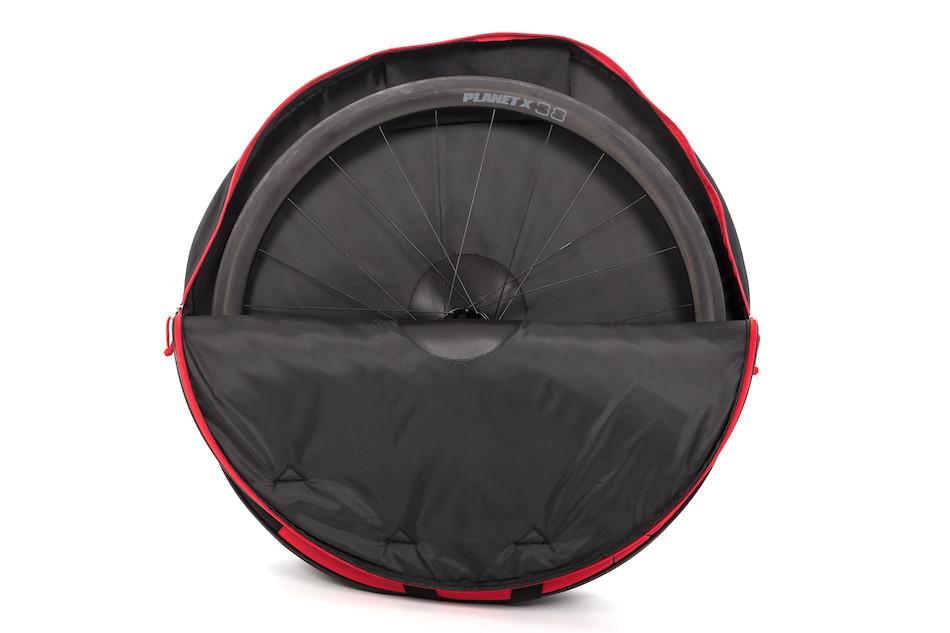 0da0548808fe ... Planet X Padded Double Wheel Bag ...