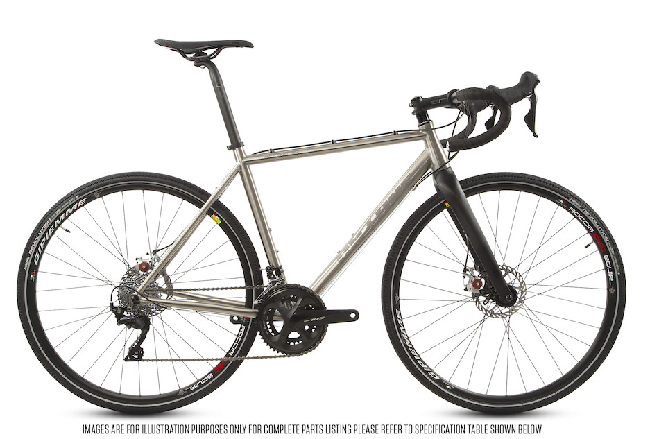 On-One Pickenflick Shimano r7000 Mechanical Disc Cyclocross Bike ...