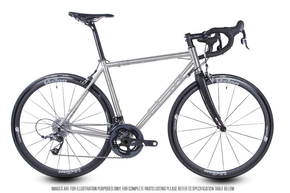 Planet X Spitfire Sram Force 22 Titanium Road Bike | On - One
