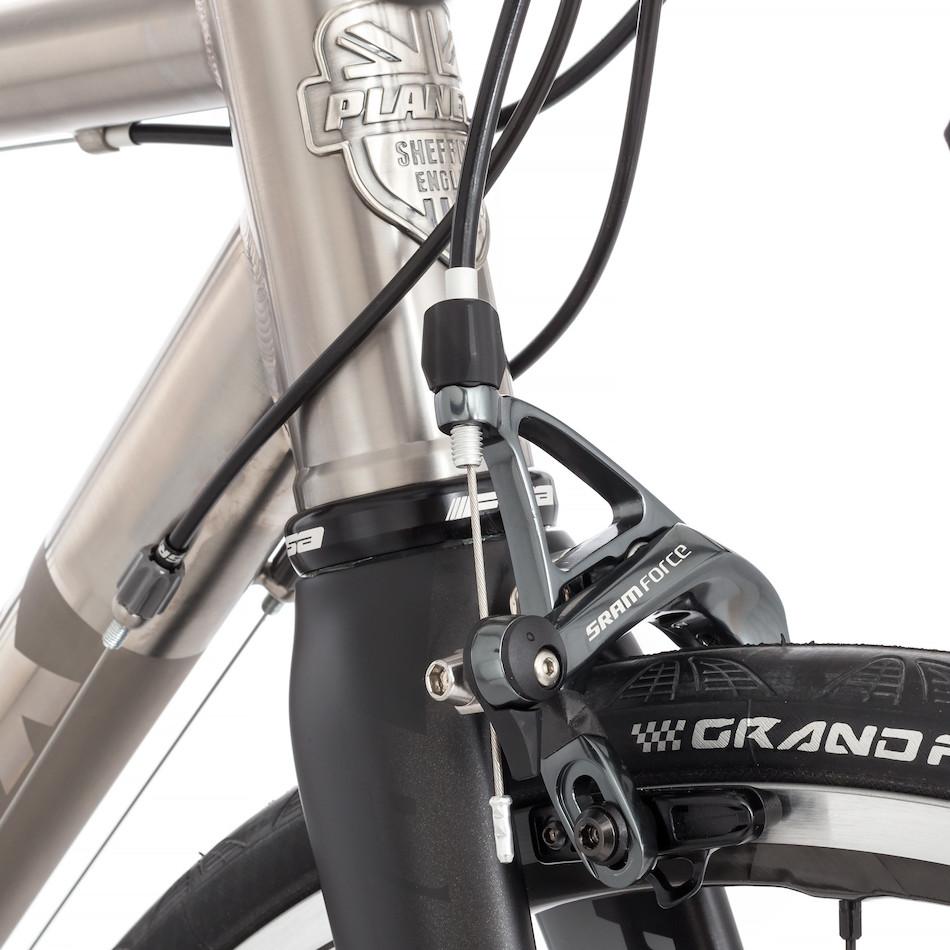 Planet X Spitfire Sram Force 22 Titanium Road Bike   On - One