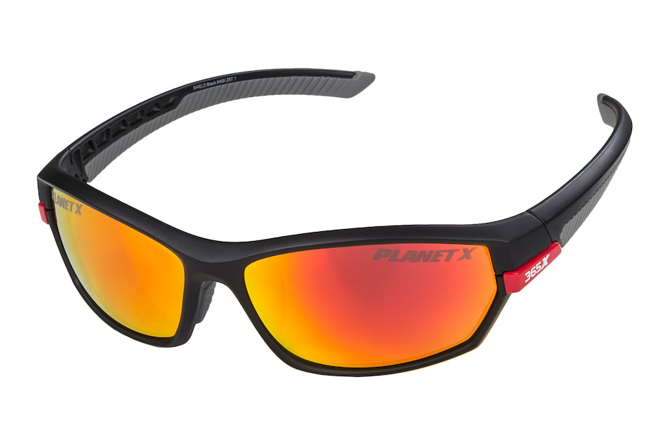 365X Shield Cycling Glasses (ANSI Z87.1) | On - One