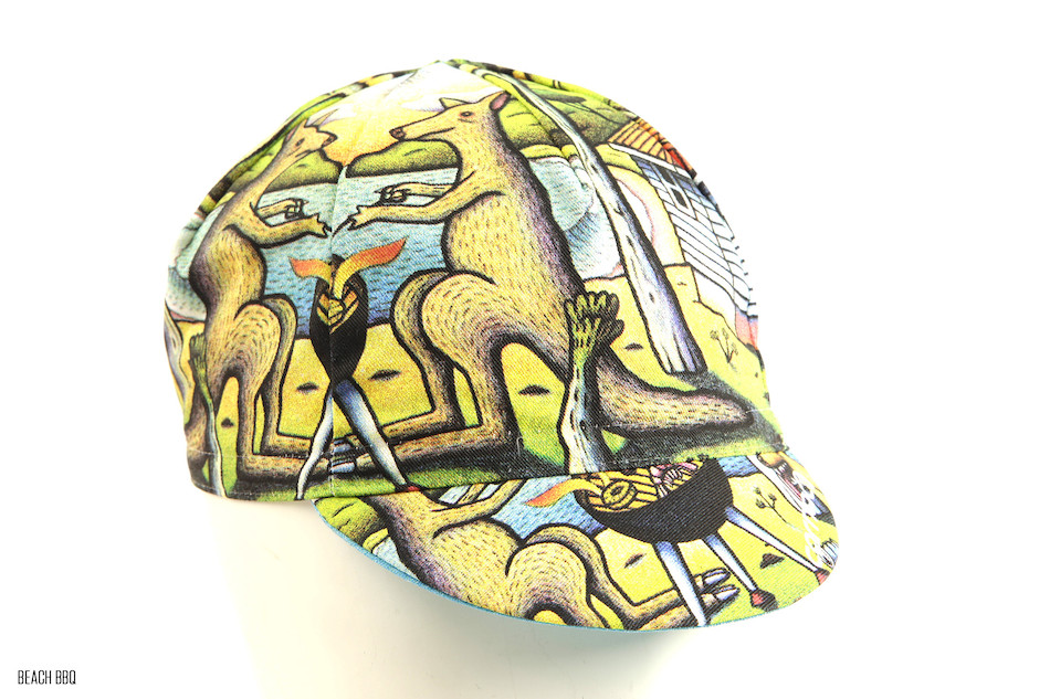 0c22f2aa0 Carnac By Mombassa Cotton Cycling Cap Made By Apis | On - One