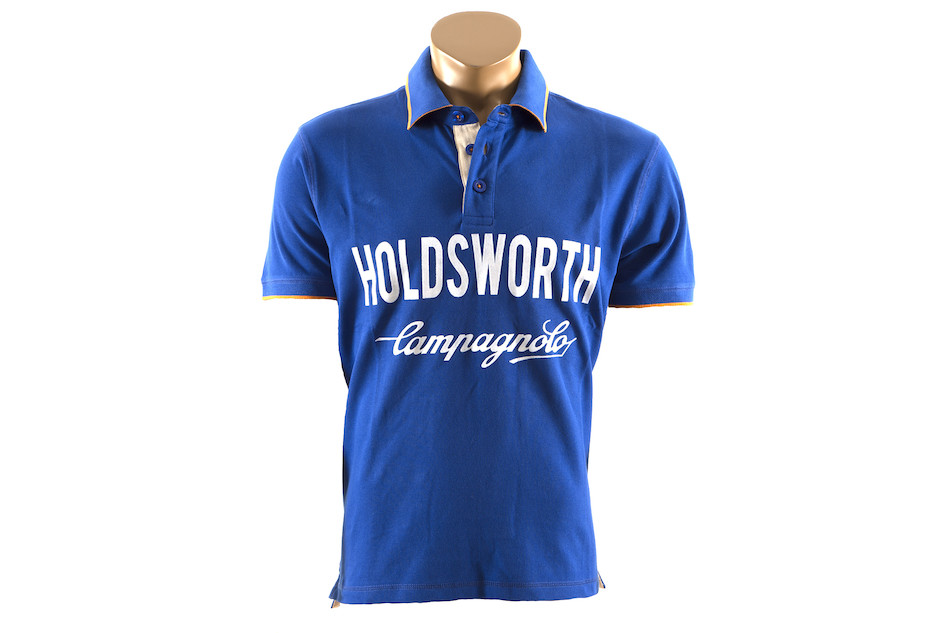 Holdsworth Pro Cycling Polo Shirt ... 792015a45