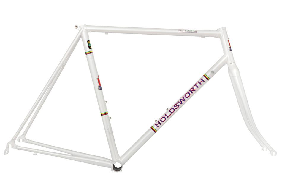 holdsworth professional frameset on one Vintage Bicycles holdsworth professional frameset