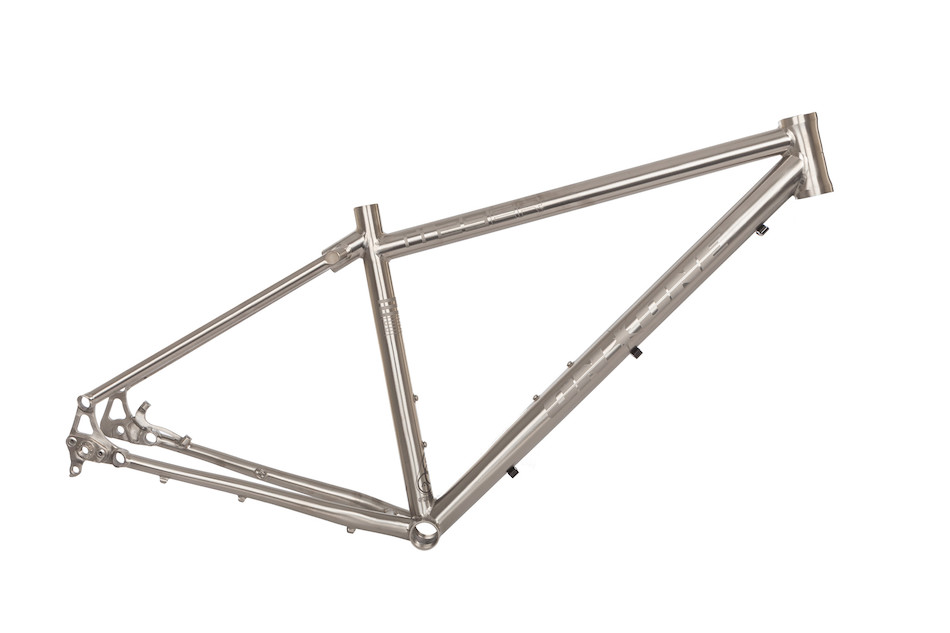 On-One Ti 29er Frame   On - One